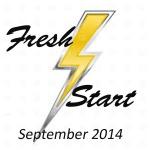 fresh start copy