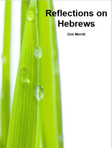 Hebrews cover