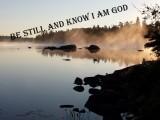 Be Still.2.1.16