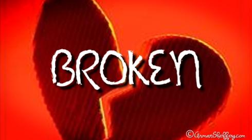 I am...Broken